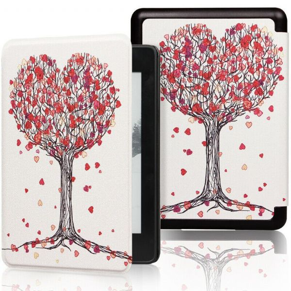 Kindle Paperwhite Art Case Tree of Love